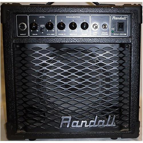 Randall RG15XM Guitar Combo Amp-thumbnail