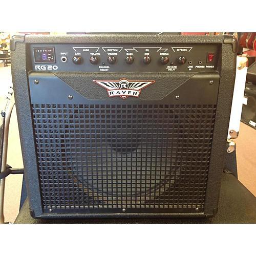 Raven RG20 20W 1X12 Guitar Combo Amp-thumbnail