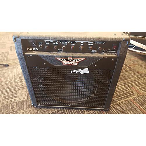 Raven RG20 20W 1x12 Guitar Combo Amp