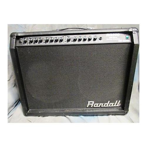 Randall RG200 Guitar Combo Amp
