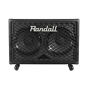 Randall RG212 2x12 100 Watt Guitar Speaker Cabinet