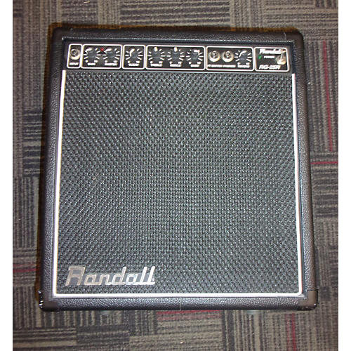 Randall RG25R Battery Powered Amp-thumbnail