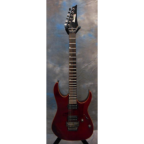 Ibanez RG3120 Solid Body Electric Guitar Trans Red