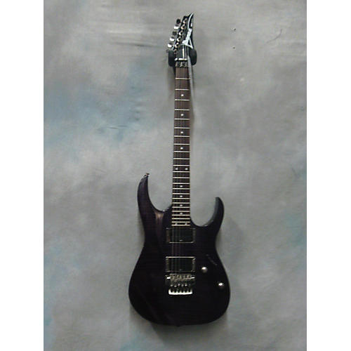 Ibanez RG320 Trans Purple Solid Body Electric Guitar