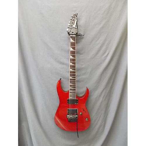 Ibanez RG320DXQM Solid Body Electric Guitar