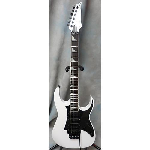 Ibanez RG350DX RG Series White Solid Body Electric Guitar-thumbnail