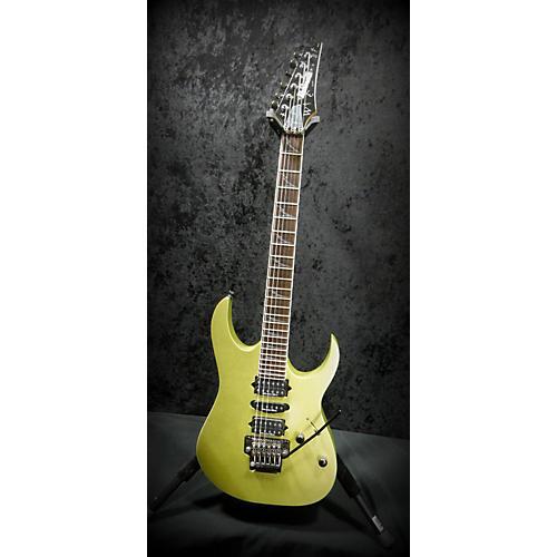 Ibanez RG3570Z Prestige Series Solid Body Electric Guitar Aztec Gold