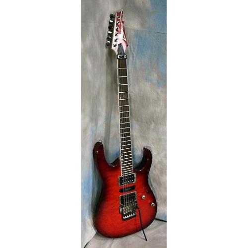 Ibanez RG370QMSP RG Series Solid Body Electric Guitar-thumbnail