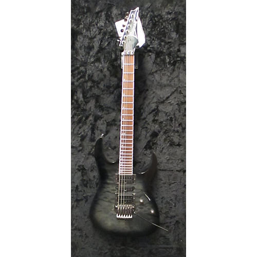 Ibanez RG370QMSP RG Series Solid Body Electric Guitar-thumbnail