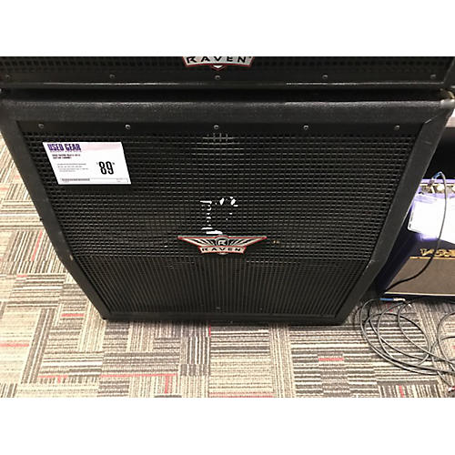 Used Raven RG412 4x12 Guitar Cabinet | Guitar Center