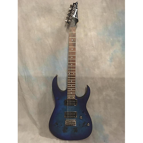 Ibanez RG421PBSBF Solid Body Electric Guitar-thumbnail