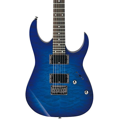 Ibanez RG421QM RG Series Electric Guitar-thumbnail