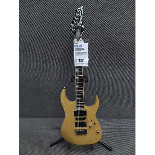 Ibanez RG471AH RG Series Solid Body Electric Guitar Natural