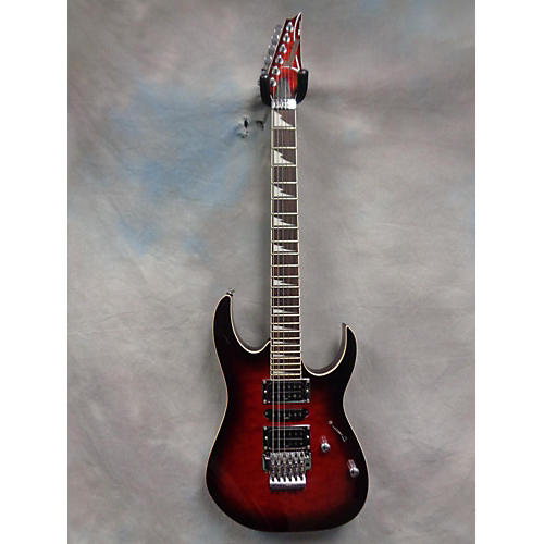 Ibanez RG4EXQM1 Solid Body Electric Guitar-thumbnail