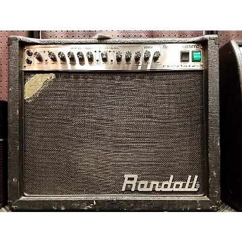Randall RG50TC Tube Guitar Combo Amp-thumbnail