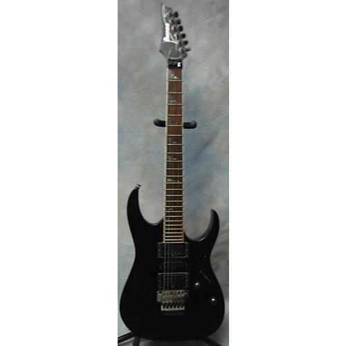 used ibanez rg5ex1 solid electric guitar guitar center
