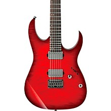 RG6005 Quilted Maple Electric Guitar Transparent Red Burst