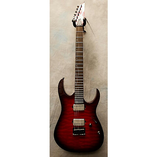 Ibanez RG6005FEQM Solid Body Electric Guitar Red