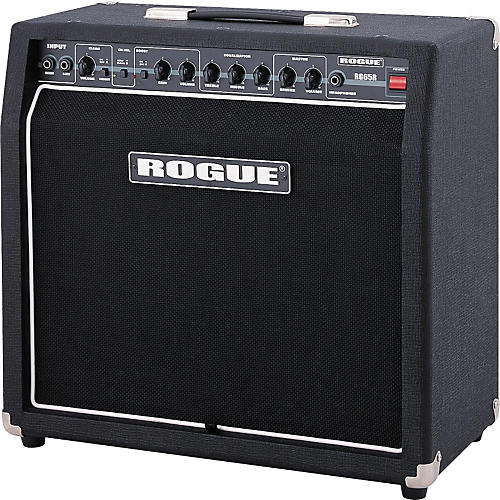 Rogue RG65R 65 Watt 1x12 Guitar Combo with Reverb