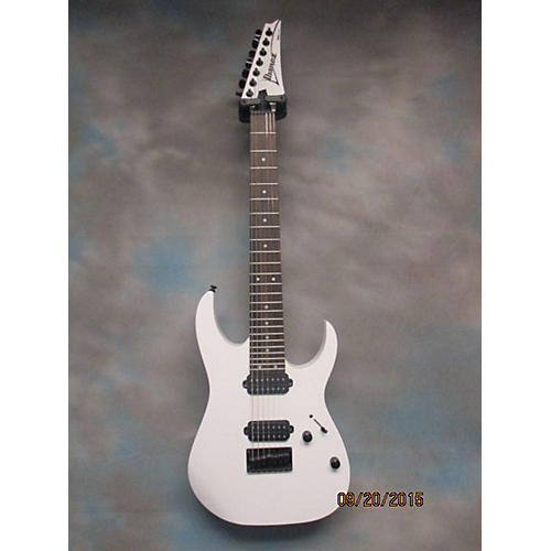 Ibanez RG7421 RG Series White Solid Body Electric Guitar