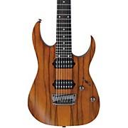 Ibanez RG752LWFX Prestige RG Series 7 String Electric Guitar