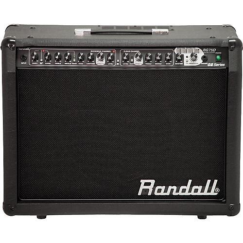 Randall RG75D/G2 75W 1x12 Guitar Combo with Digital FX