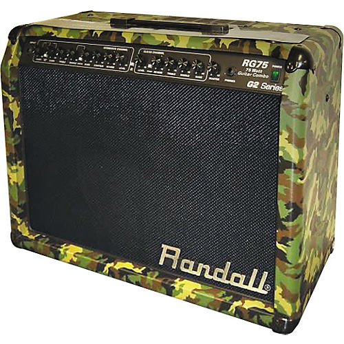 Randall RG75G2C Combo Amp