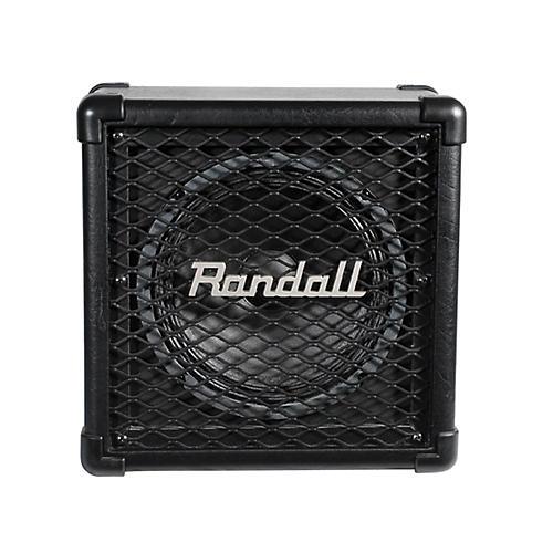 Randall RG8 35W 1x8 Guitar Speaker Cabinet Black
