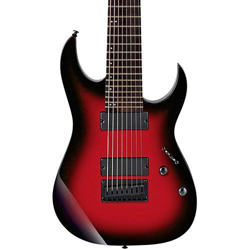 ibanez rg8004 8 string electric guitar metallic red sunburst guitar center. Black Bedroom Furniture Sets. Home Design Ideas