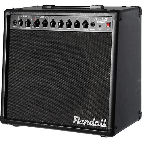 Randall RG8040 75W 1x12 Guitar Combo Amp