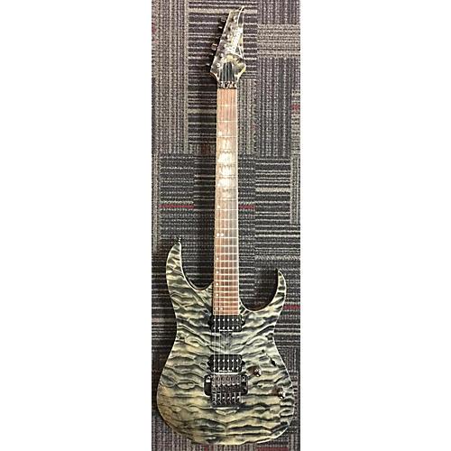 Ibanez RG920QM RG Premium Solid Body Electric Guitar-thumbnail