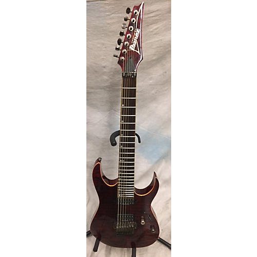 Ibanez RG927QM Solid Body Electric Guitar