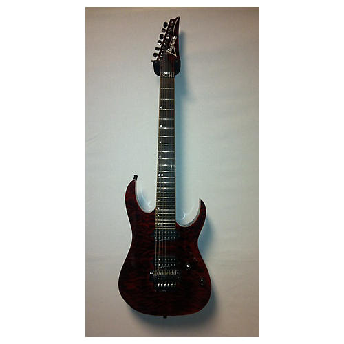 Ibanez RG927QMF Premium 7 String Solid Body Electric Guitar