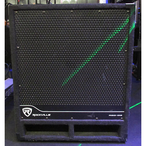 Rockville RGB-15S Powered Speaker