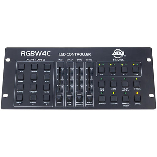 American DJ RGBW4C 32 Channel LED Controller-thumbnail