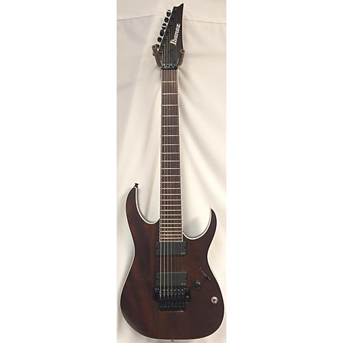 used ibanez rgi27be iron label 7 string solid body electric guitar guitar center. Black Bedroom Furniture Sets. Home Design Ideas