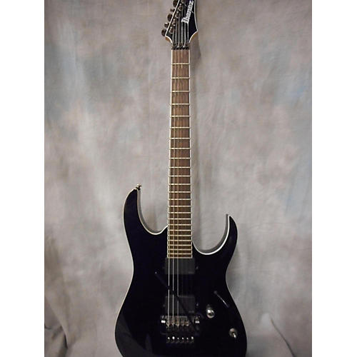Ibanez RGIR20E Iron Label Solid Body Electric Guitar Black