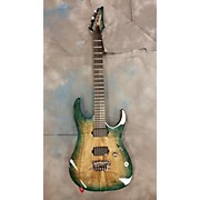 Ibanez RGIX20FESM Iron Label RG Solid Body Electric Guitar