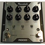Randall RGOD 2 CHANNEL PREAMP Effect Pedal