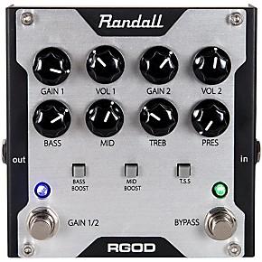 randall rgod guitar preamp pedal guitar center. Black Bedroom Furniture Sets. Home Design Ideas