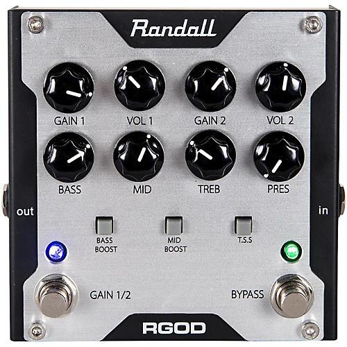 Randall RGOD Guitar Preamp Pedal-thumbnail
