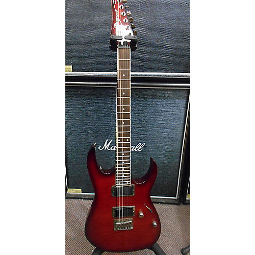 Ibanez RGR421EXFM Solid Body Electric Guitar-thumbnail