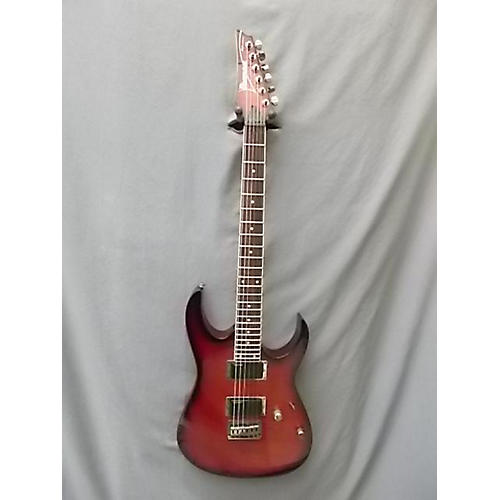 Ibanez RGR421EXFM Solid Body Electric Guitar Red