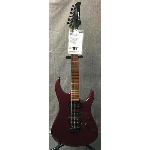 Yamaha RGX121S Solid Body Electric Guitar Purple