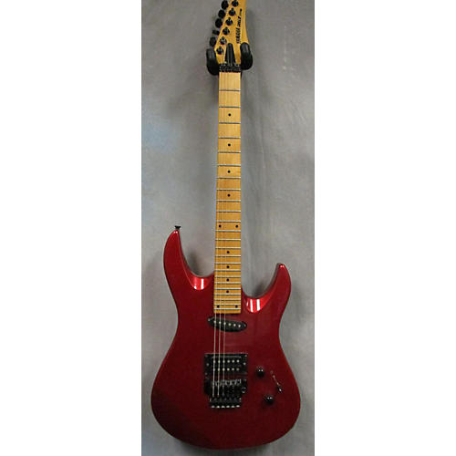 Yamaha RGZ Solid Body Electric Guitar Chrome Red
