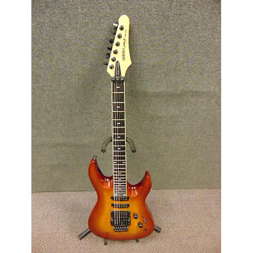 Yamaha RGZ Standard Solid Body Electric Guitar 2 Tone Sunburst