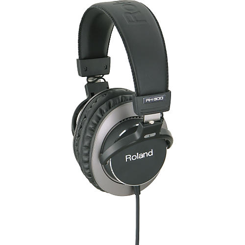 Roland RH-300 Stereo Headphones-thumbnail