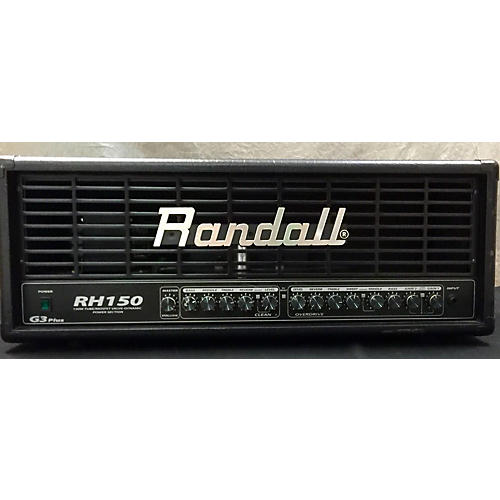 Randall RH150 Tube Guitar Amp Head-thumbnail