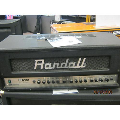Randall RH200 Guitar Amp Head