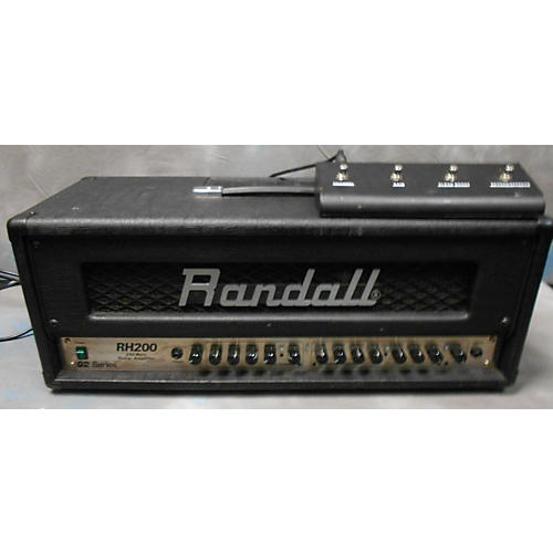 Randall RH200 Guitar Amp Head